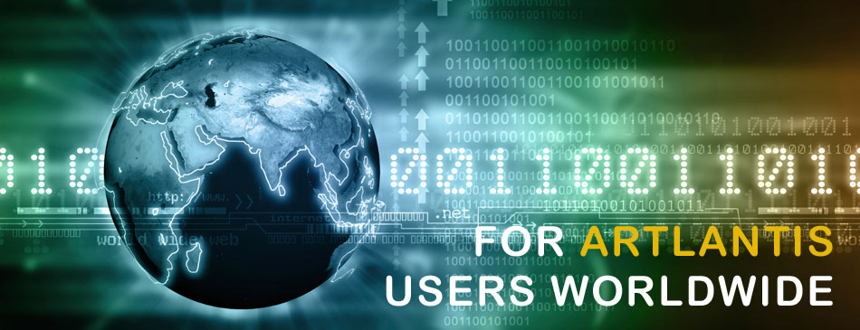 For Artlantis Users Worldwide